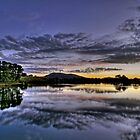 Lake Burley Griffin by Bluesoul Photography