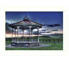 St Andrews Bandstand Art Print