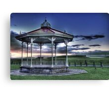 St Andrews Bandstand Canvas Print