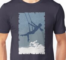 Ornamental shadowplay II. - acrylic on canvas Unisex T-Shirt