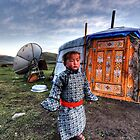 Mongolian Homestead by Bluesoul Photography
