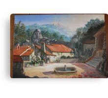 Convento dos Capuchos - Sintra - Portugal Canvas Print