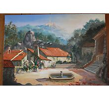 Convento dos Capuchos - Sintra - Portugal Photographic Print