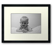 Matthew.  Framed Print
