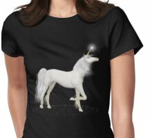 Unicorn .. Star Womens Fitted T-Shirt
