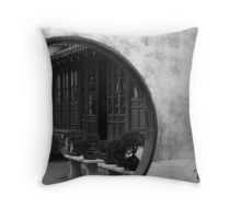 Master of the Nets Throw Pillow