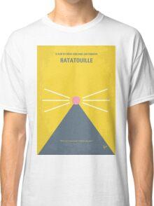No163 My Ratatouille minimal movie poster Classic T-Shirt