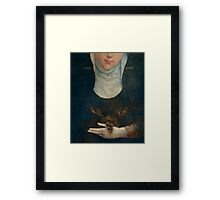 Mouse Mother Framed Print