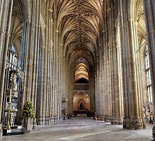 Canterbury Cathedral - Kent by NeilG