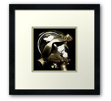 Music Is An Universal Language Framed Print