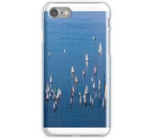 Barcolana Regatta iPhone Case/Skin