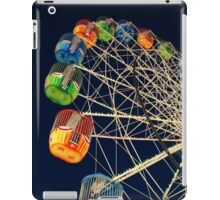 Twilight Ferris Wheel iPad Case/Skin