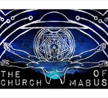 Church of Mabus Sticker