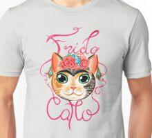 Frida Catlo Unisex T-Shirt