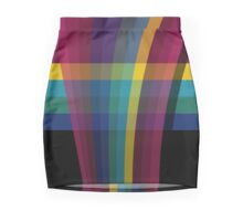 Over The Rainbow Mini Skirt