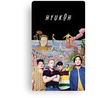 Hyukoh (혁오) Canvas Print