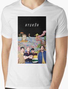 Hyukoh (혁오) Mens V-Neck T-Shirt