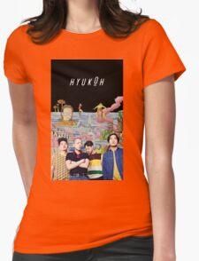 Hyukoh (혁오) Womens Fitted T-Shirt