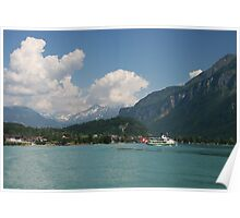 Suisse Postcards - 4 Poster