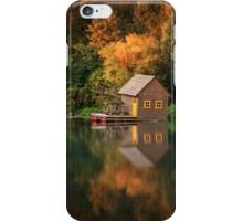 The small watermill iPhone Case/Skin