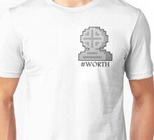 ROTMG RIP #WORTH Unisex T-Shirt
