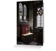 Churches in Yorkshire Greeting Card