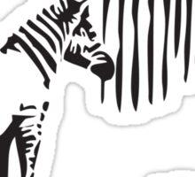 bansky Sticker