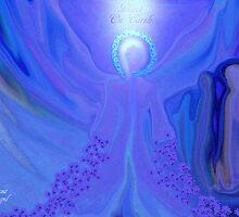 PISCES ANGEL!!      PEACE ON EARTH by Sherri     Nicholas