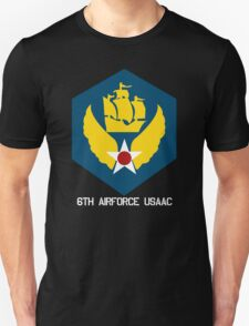 6th Airforce Emblem T-Shirt