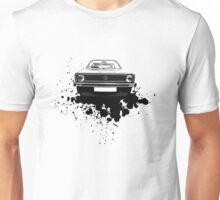 MK1 Golf Front Unisex T-Shirt