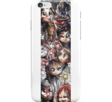 Hannibal - Chibi happy new year 1 iPhone Case/Skin