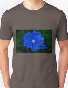 Evolvulus glomeratus Unisex T-Shirt