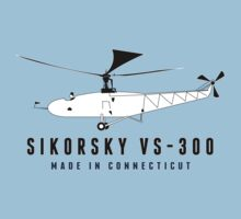 Sikorsky VS-300 by warbirdwear