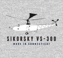Sikorsky VS-300 One Piece - Short Sleeve