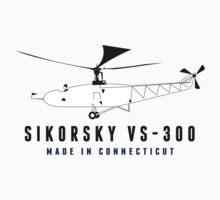 Sikorsky VS-300 Kids Tee