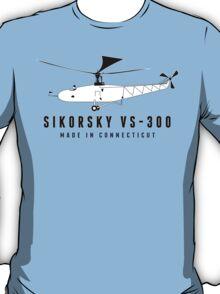 Sikorsky VS-300 T-Shirt