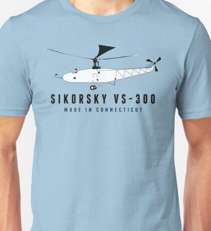 Sikorsky VS-300 Unisex T-Shirt