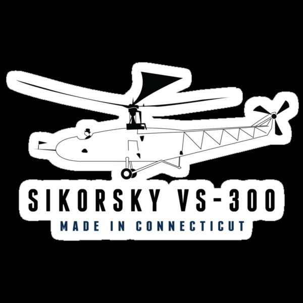 Sikorsky VS-300 by warbirdwear