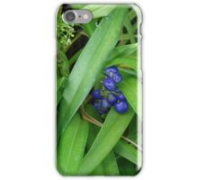 Uki uki grass iPhone Case/Skin