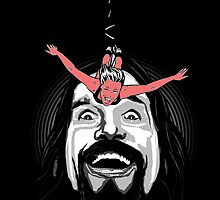 The big Lebowski and the girl by Vintagestuff