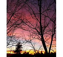 Colors Of Dusk Photographic Print