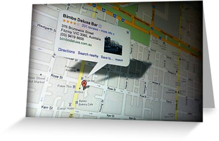 Where to Spend $4 by Team Bimbo