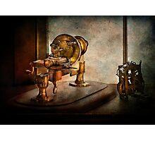 Steampunk - Gear Technology Photographic Print