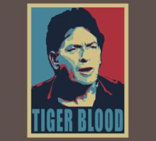 Tiger Blood by Travis Callahan