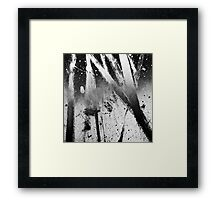 Abstract XX Framed Print