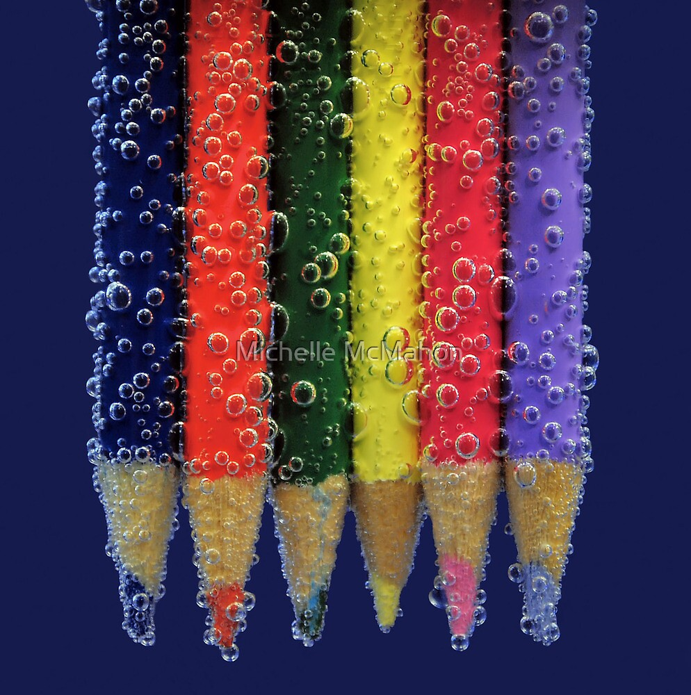 pencil fizz! by Michelle McMahon