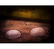 Doctor - Optician - What a spectacle Photographic Print