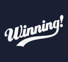 Winning! by Sinclair Moore