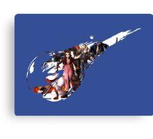 Final Fantasy 7  Canvas Print