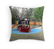 Yo Ho Ho And A Bottle'a RUM!!!!! Throw Pillow